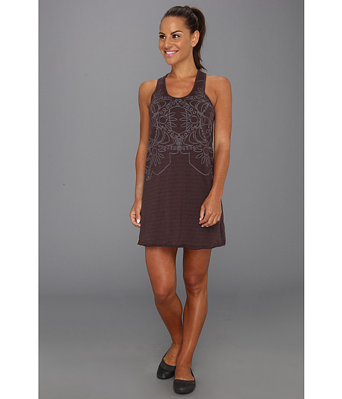 Rochii Lole - Axelle Tunic Dress - Charcoal Tribe