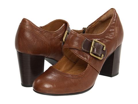 Pantofi Clarks - Town Club - Cognac Leather