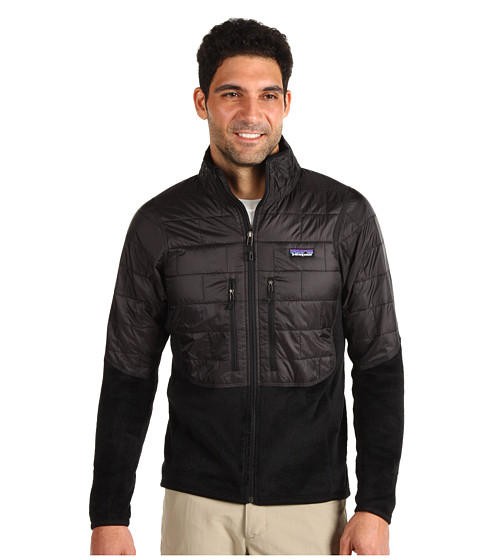 Jachete Patagonia - Nano Puff® Hybrid Jacket - Black