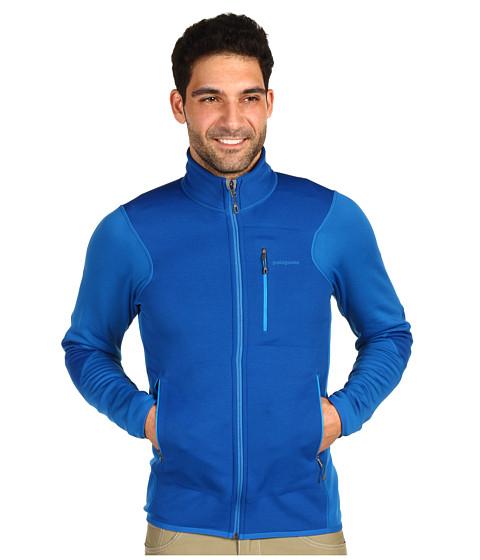 Jachete Patagonia - Piton Hybrid Jacket - Bandana Blue