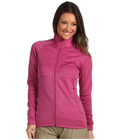 Jachete Patagonia - R1î Full-Zip Jacket - Rubellite Pink