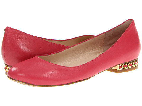 Balerini Nine West - Quancy - Red Leather