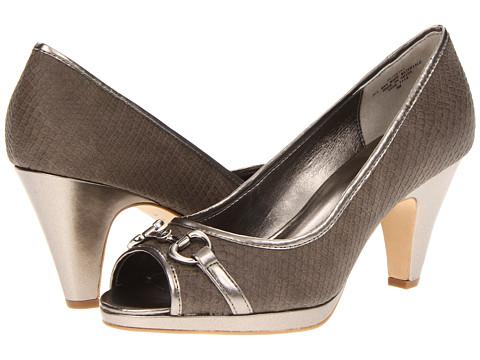 Pantofi Anne Klein - AK7Ekta - Taupe/Light Gold