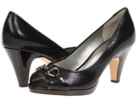 Pantofi Anne Klein - Ekta - Black/Black