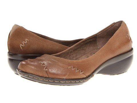 Pantofi Easy Spirit - Pinecrest - Medium Taupe Multi Leather