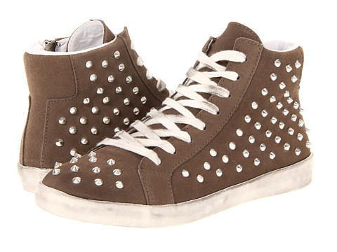 Adidasi Steve Madden - Twynkle - Taupe Suede