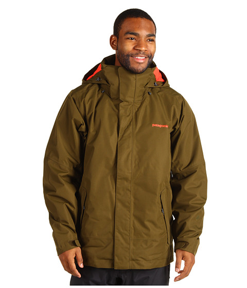 Jachete Patagonia - Insulated Snowshot Jacket - Hickory