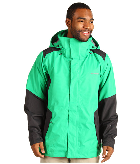 Jachete Patagonia - Snowshot Jacket - Brilliant Green