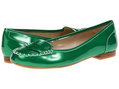 Balerini Nine West - Eyepopper - Green Synthetic