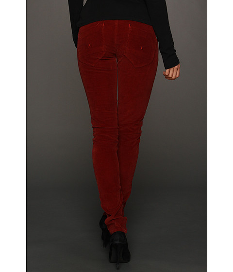 Pantaloni G-Star - New Radar Skinny Cords in Bordeaux - Bordeaux