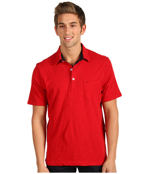 Tricouri Hurley - Cork Polo Knit Shirt - Red Wing