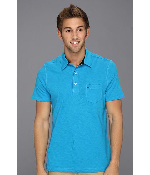 Tricouri Hurley - Cork Polo Knit Shirt - Cyan