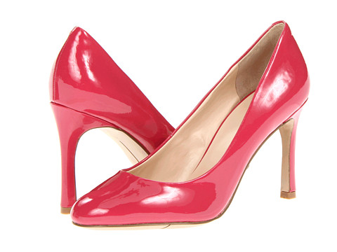 Pantofi Nine West - Drusilla - Pink Synthetic