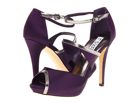 Pantofi rsvp - Lorna - Purple/Pewter