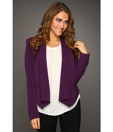 Jachete Brigitte Bailey - Mantra Blazer - Purple/Charcoal