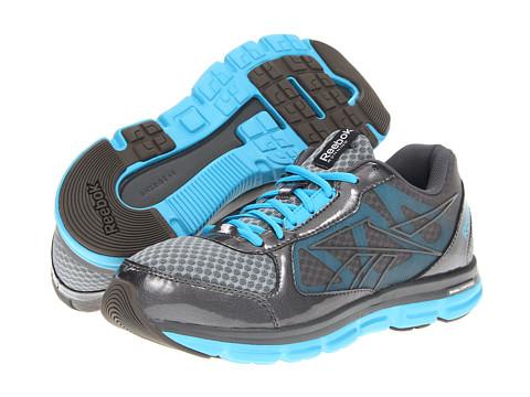 Adidasi Reebok - Reebok Dual Turbo - Athletic Enamel/Flat Grey/Rivet Grey/Buzz Blue