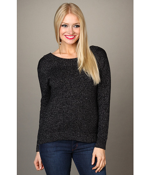 Bluze Hurley - Anika Sweater (Juniors) - Black