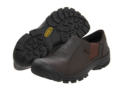 Pantofi Keen - Ontario Slip-On - Slate Black