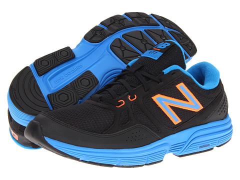 Adidasi New Balance - MX677 - Black/Blue