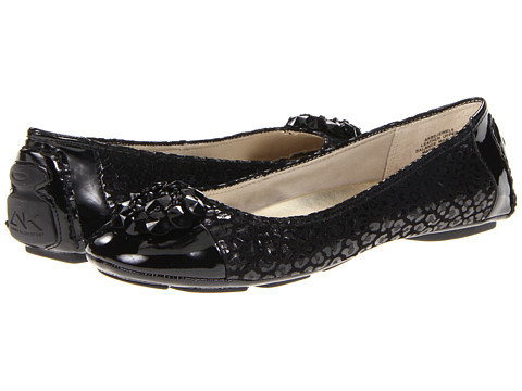 Balerini Anne Klein - Bejewel - Black Mini Leopard