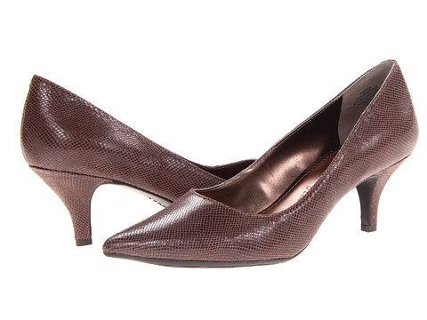 Pantofi Anne Klein - Isana - Talpa Bronze