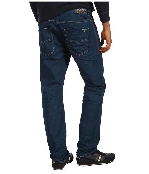 Blugi Diesel - Braddom L.30 Trousers 8880K - Dark Indigo
