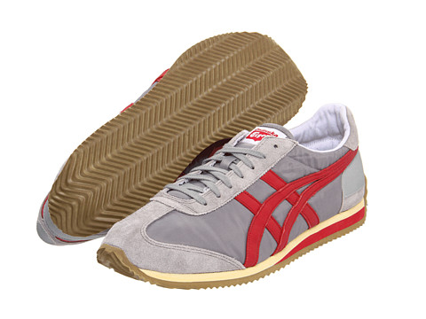 "Adidasi Onitsuka Tiger by Asics - California 78â""¢ OG VIN - Grey/Red"