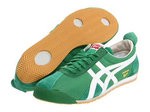 "Adidasi Onitsuka Tiger by Asics - Fencingâ""¢ - Green/White"