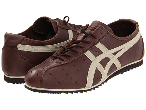 "Adidasi Onitsuka Tiger by Asics - Keirinâ""¢ - Brown/Ecru"