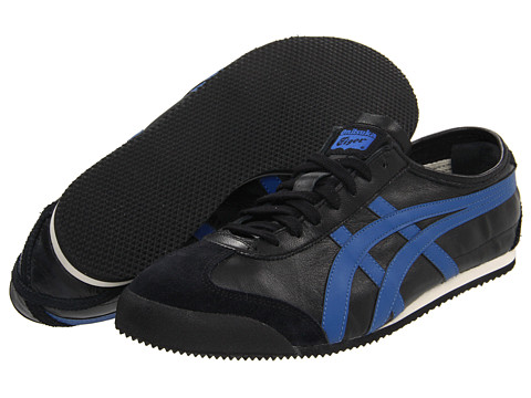 Adidasi Onitsuka Tiger by Asics - Mexico 66® - Black/Royal