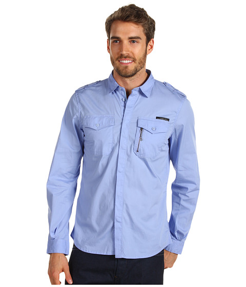 Camasi Diesel - Siranella-S Shirt - Light/Blue