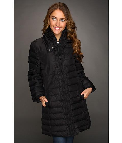 Jachete Nicole Miller - Dressy Puffer Coat - Black