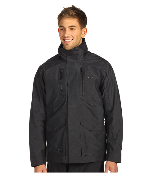 Jachete Oakley - Crown Zip Jacket - Jet Black