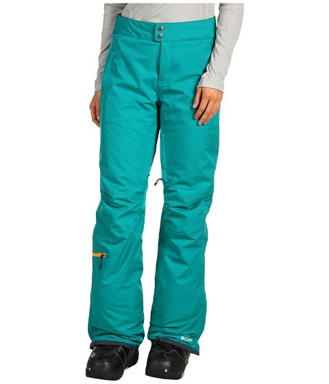 Pantaloni Columbia - Veloca Vixenâ⢠Pant - Emerald/Solarize