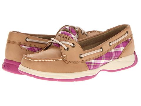 Pantofi Sperry Top-Sider - Laguna - Linen/Berry Plaid