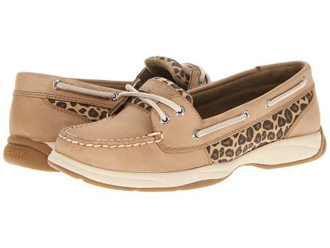Pantofi Sperry Top-Sider - Laguna - Linen/Leopard