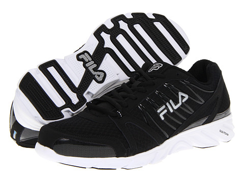 Adidasi Fila - Spear - Black/Black/White