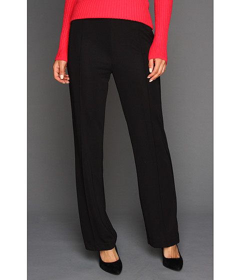 Pantaloni Anne Klein - Pull On Pant - Black