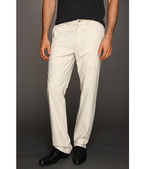 Pantaloni John Varvatos - Flat Pocket Pant - Wet Sand