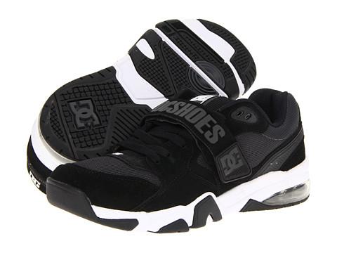 Adidasi DC - XT - Black/Dark Grey/White