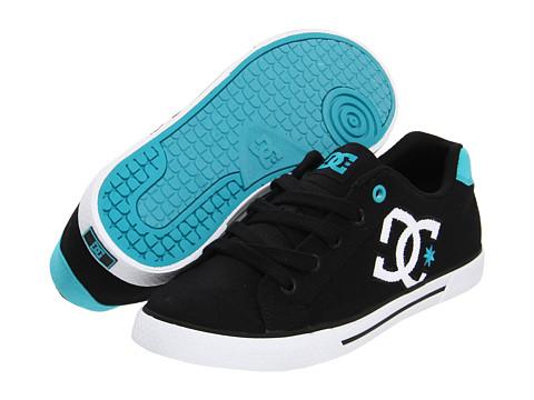 Adidasi DC - Chelsea TX W - Black/Blue