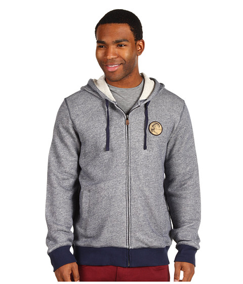 Bluze ONeill - Jack O\Neill Collection Sunset Zip Up Hoodie - Navy
