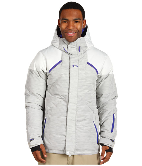 Jachete Oakley - Nose Out Jacket - Crystal Gray