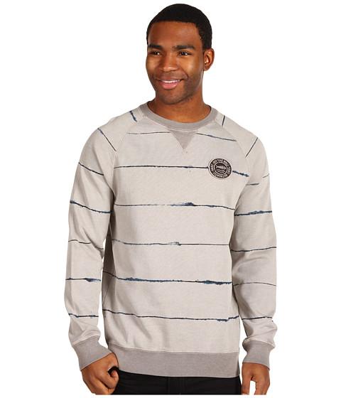 Bluze Vans - Encinitas Crew Sweatshirt - Vintage White/Blue Stripe