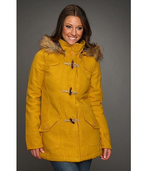 Jachete Roxy - Golden Hill Jacket (Juniors) - Golden Sunset