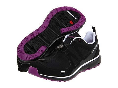 Adidasi Salomon - S-Wind - Black/White/Very Purple