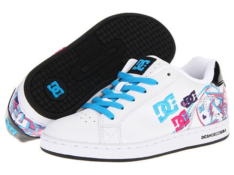 Adidasi DC - Pixie Charm W - White/Blue