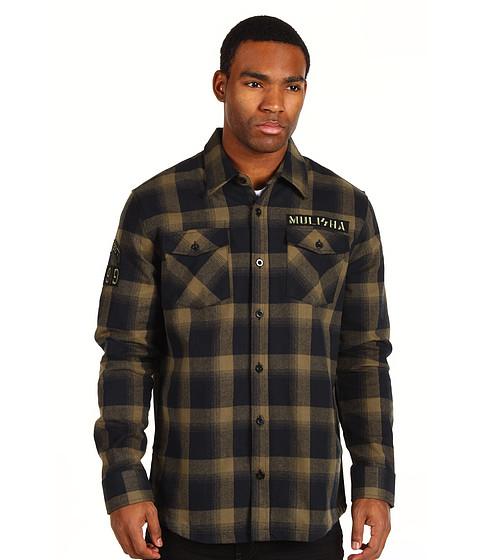 Bluze Metal Mulisha - Glide L/S Shirt - Black