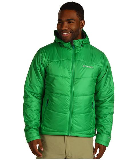Jachete Columbia - Shimmer Me Timbersâ⢠II Hooded Jacket - Fuse Green/Emerald