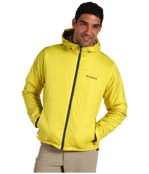 Jachete Columbia - Shimmer Me Timbersâ⢠II Hooded Jacket - Yellow Curry/Mystery